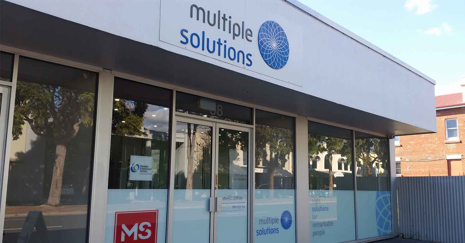 Photo of Multiple Solutions office in Mile End