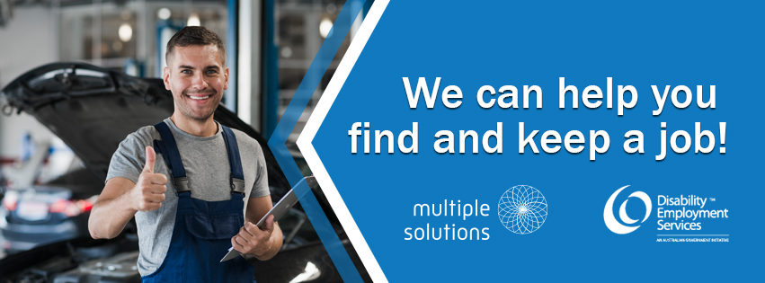 Multiple Solutions Banner